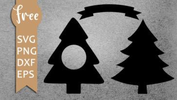 Christmas Tree Svg Freesvgplanet