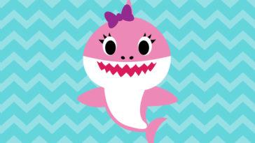 Baby Shark Svg Free Freesvgplanet