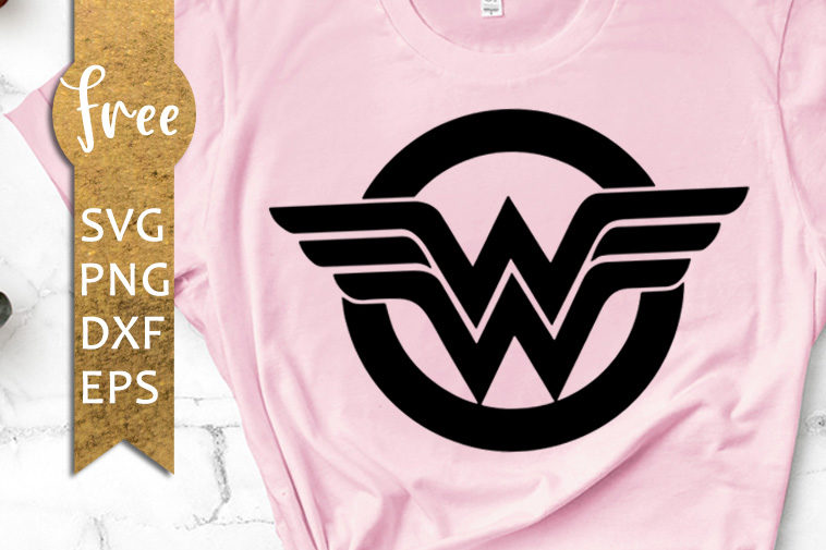 Wonder Woman Logo Svg Free Superhero Svg Instant Download Heroes Svg Woman Svg Free Svg Cutting Files Vector Free Files Dxf Png 0126 Freesvgplanet