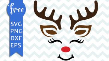 Santa Claus Svg Free Christmas Svg Father Christmas Svg Digital Download Shirt Design Free Vector Files Reindeer Svg Png Dxf Eps 0171 Freesvgplanet