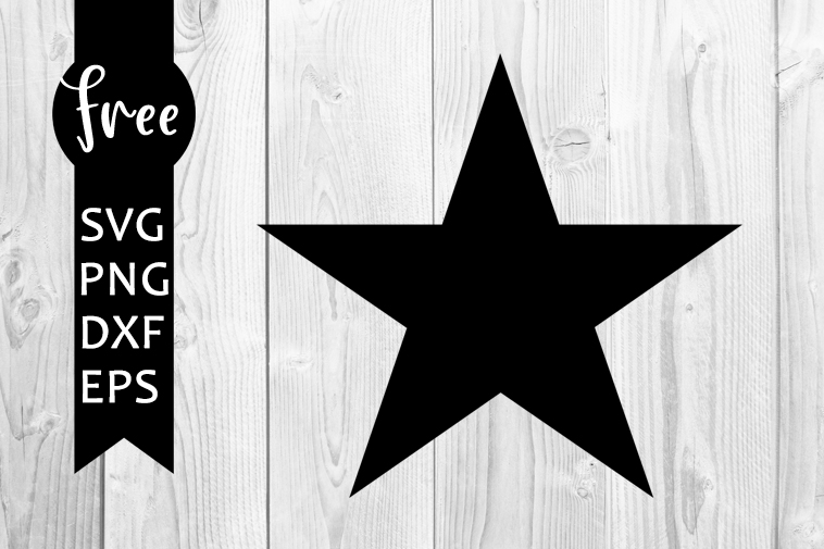Get Silhouette Star Svg Free Images