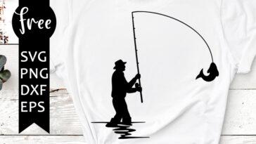 Download Fish Hook Svg Free Fishing Svg Hook Svg Instant Download Silhouette Cameo Shirt Design Fisherman Svg Free Vector Files Dxf 0895 Freesvgplanet